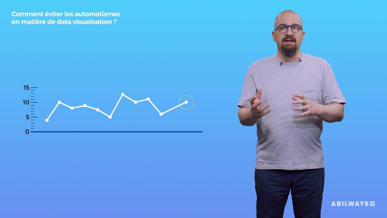 éviter les automatismes en matière de data visualisation