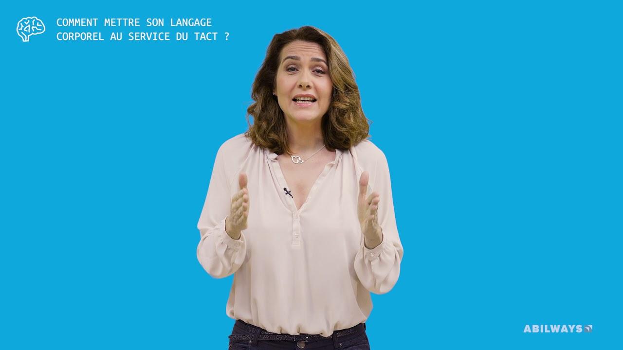 langage corporel
