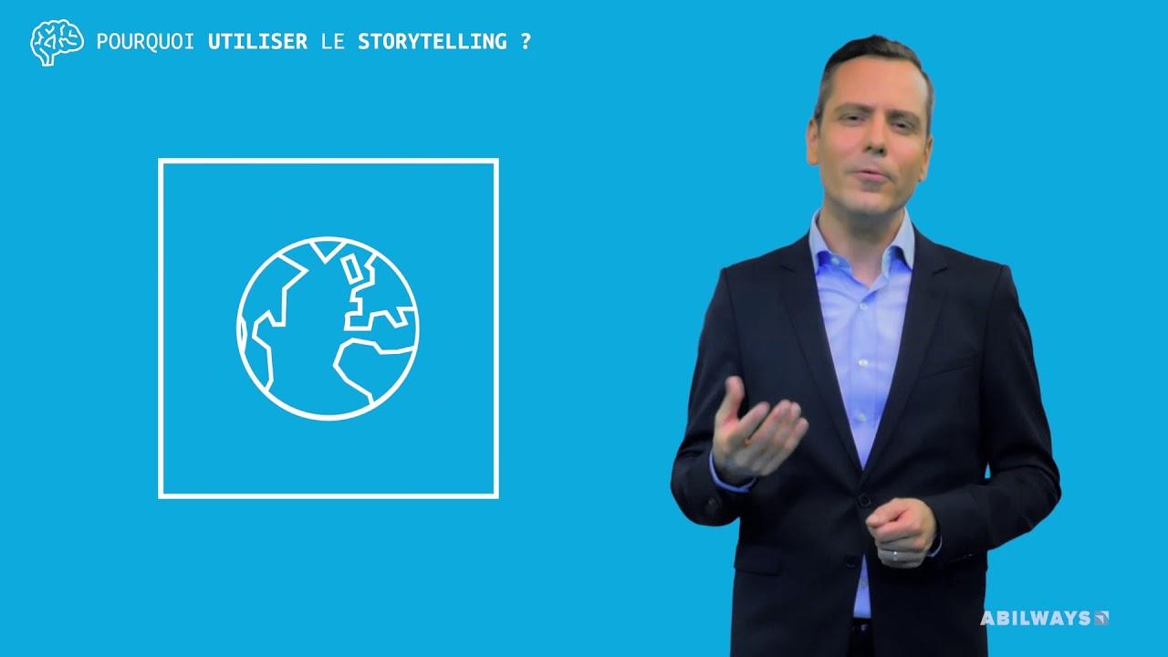 Pourquoi utiliser le storytelling