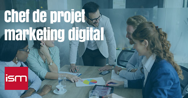Chef de projet marketing digital