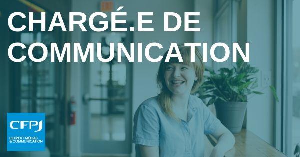 Chargé.e de communication
