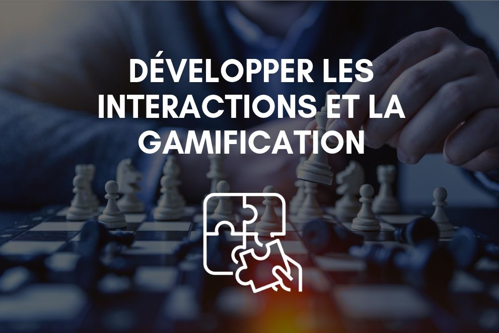 interactions et gamification