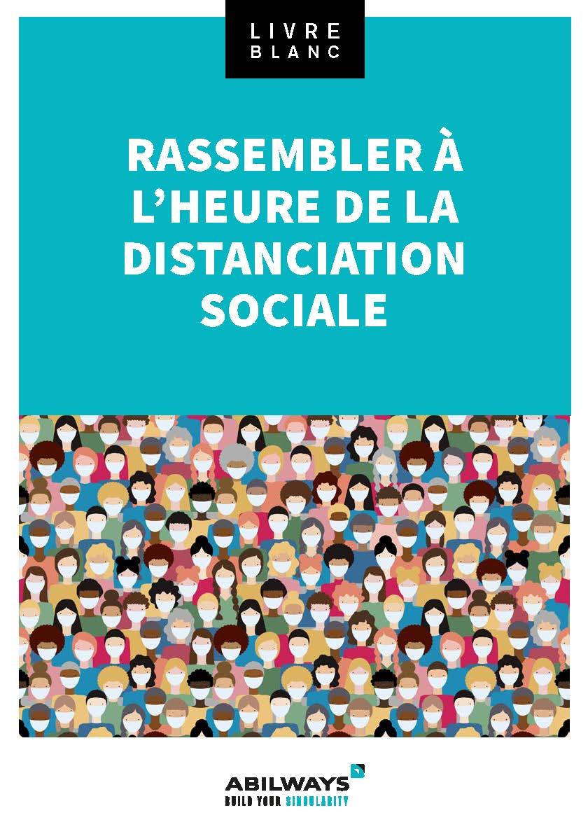 Couverture Rassembler à l'heure de le distanciation sociale